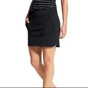 Athleta Chelsea cargo athleisure skirt/skort